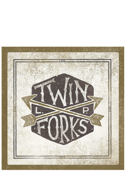 Twin Forks - Twin Forks (CD)