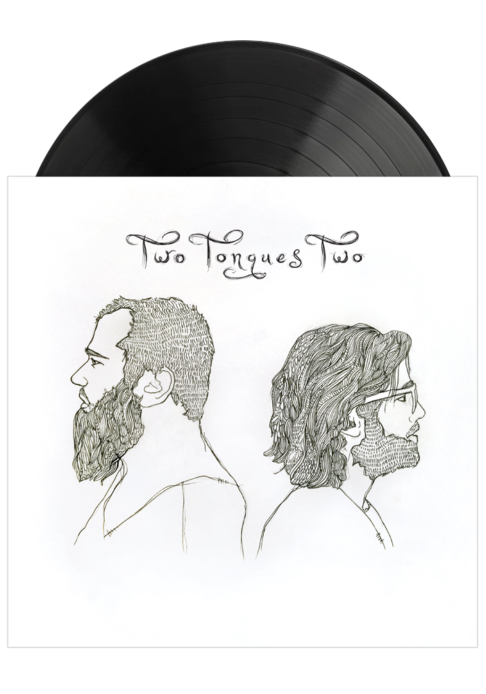 Two Tongues - Two (Black LP)