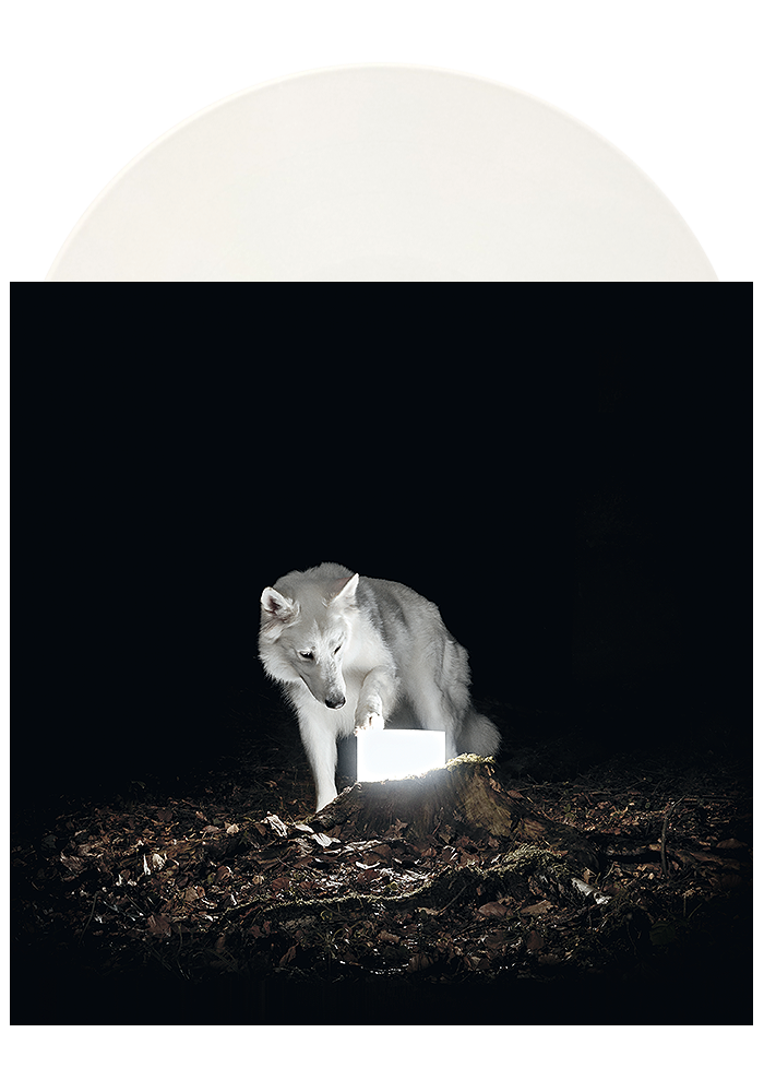 Vanishing Life - Surveillance (White LP)