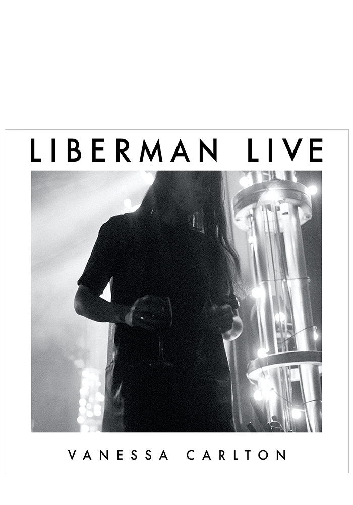 Vanessa Carlton - Liberman Live (CD)