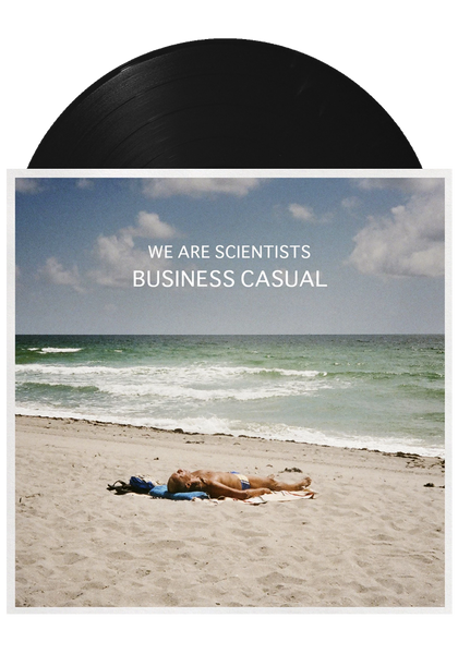 "We Are Scientists - Business Casual EP (10"")"