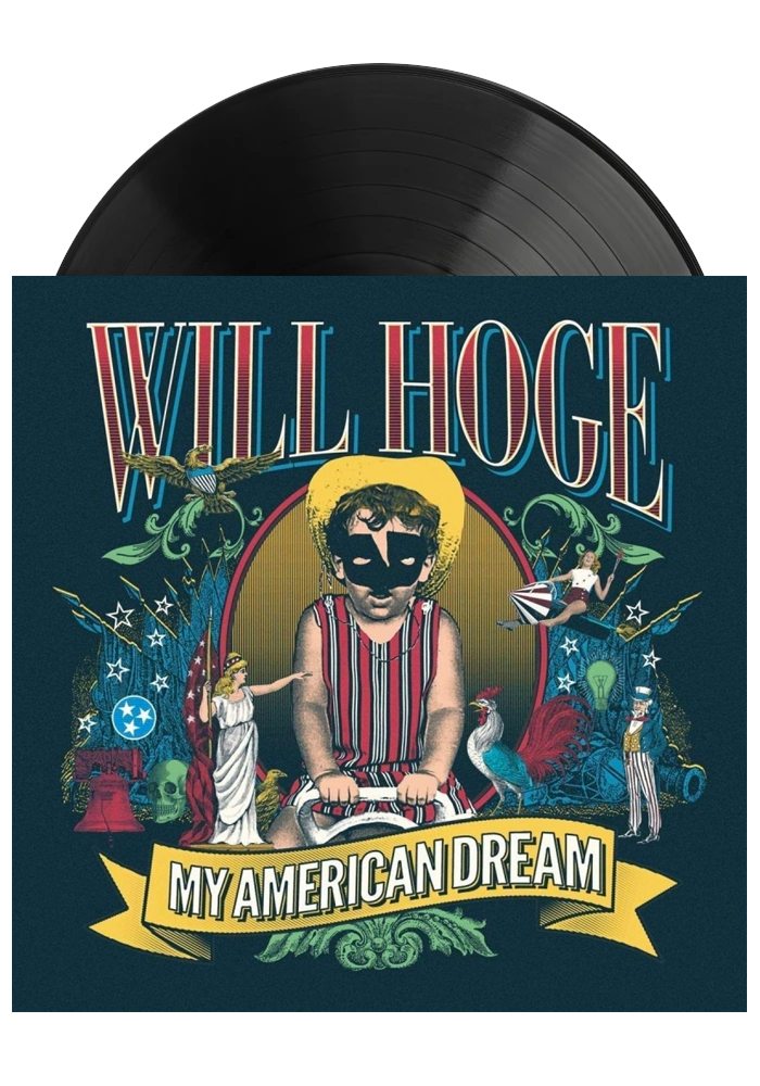 Will Hoge ‎– My American Dream (LP)