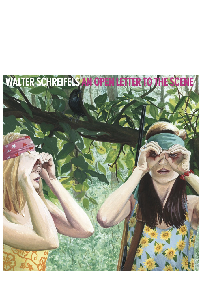 Walter Schriefels - An Open Letter To The Scene (CD)