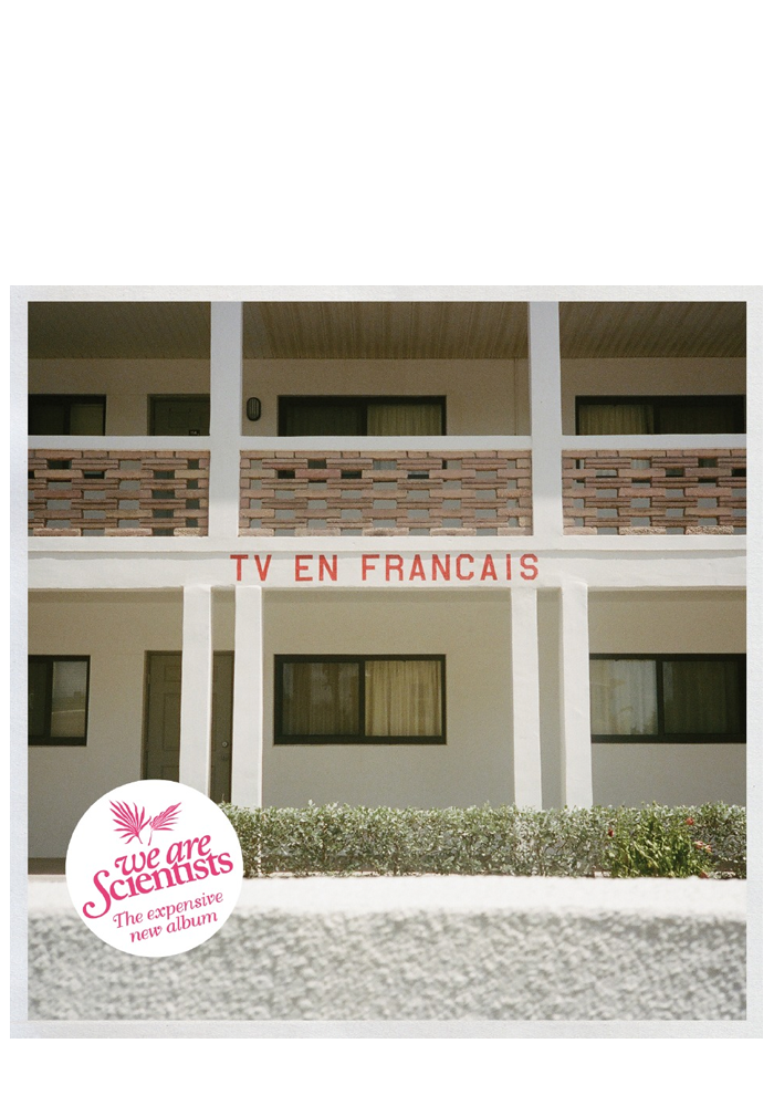 We Are Scientists - TV En Français (CD)