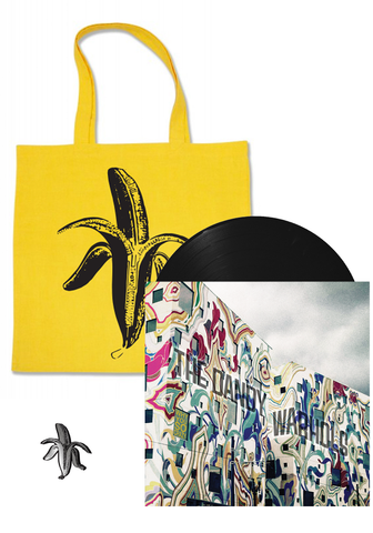 The Dandy Warhols - Why You So Crazy (LP Bundle)