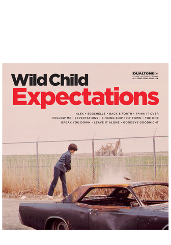 Wild Child - Expectations (CD)