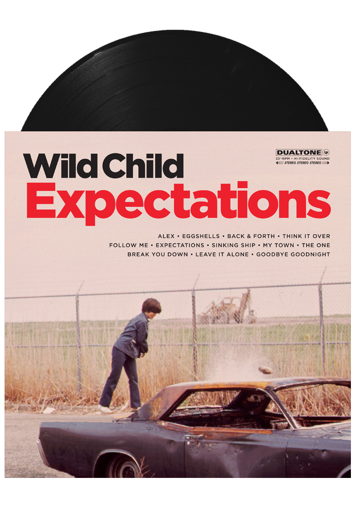 Wild Child - Expectations (LP)