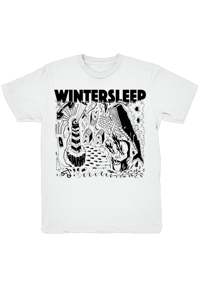 Wintersleep - In The Land Of T-Shirt