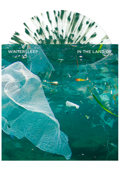 Wintersleep - In The Land Of (Splatter LP)
