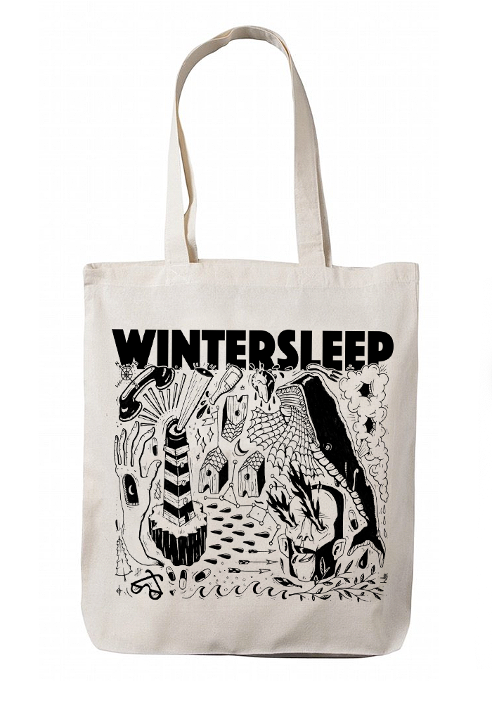 In The Land Of Tote Bag-Wintersleep-Dine Alone Records