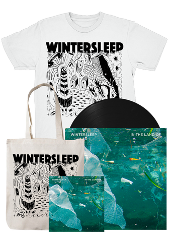 Wintersleep - In The Land Of (Mega Bundle)