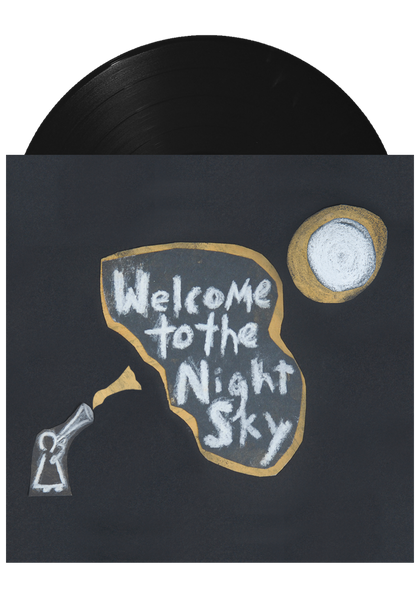"Wintersleep - Welcome To The Night Sky (LP+7"")"