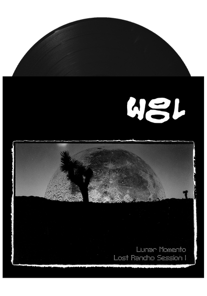 Lunar Momento: Lost Rancho Session 1 (LP)