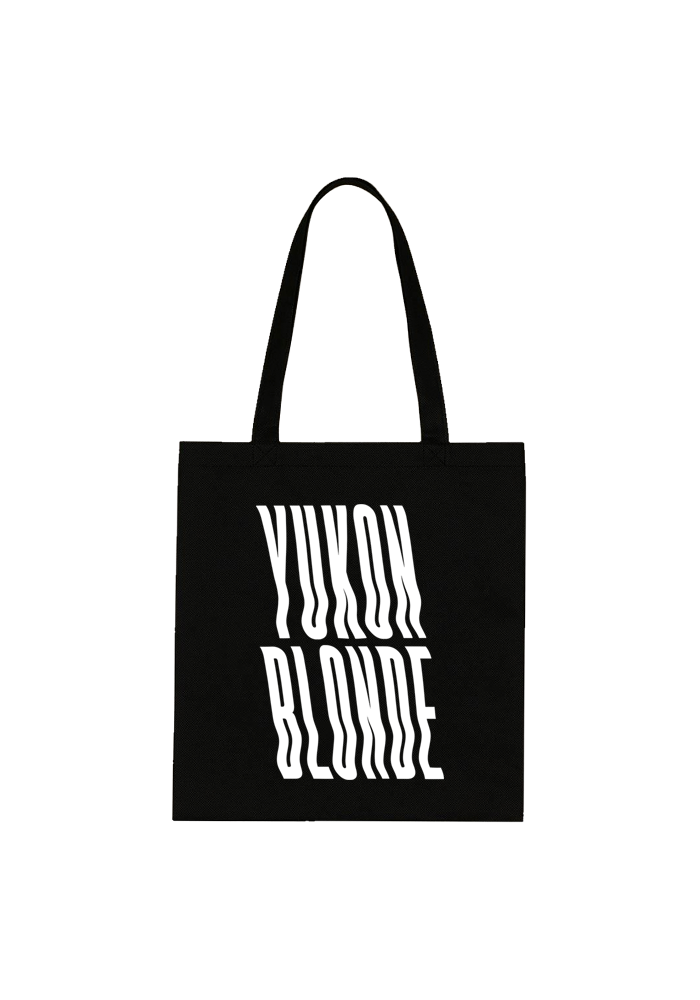 Canvas Tote Bag-Yukon Blonde-Dine Alone Records
