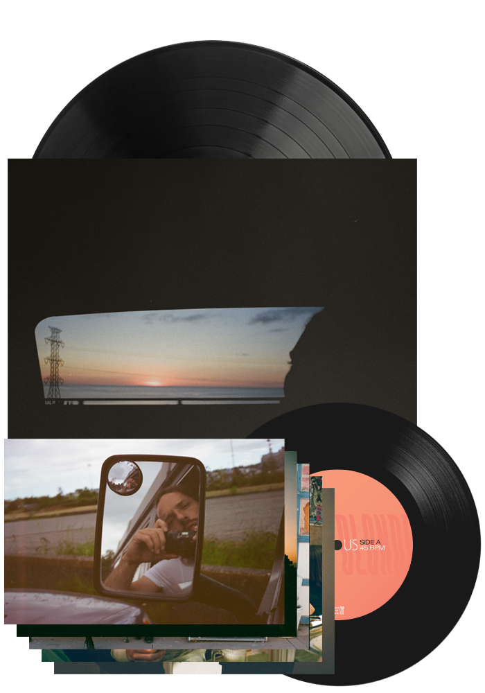 "Yukon Blonde - Vindicator (LP+7"") + Photo Prints"