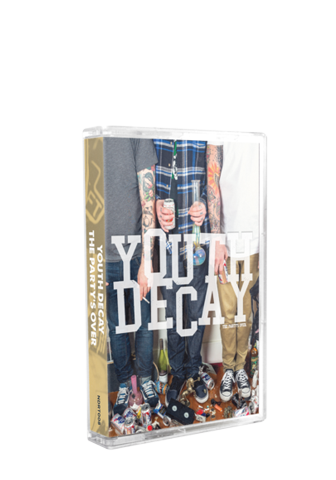 Youth Decay - The Party's Over (CS)