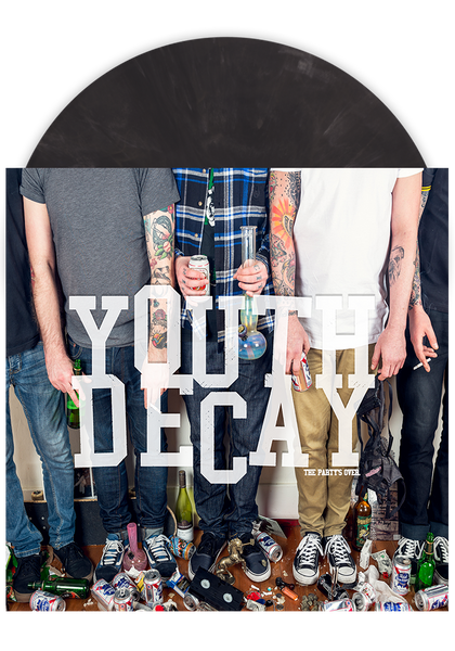 Youth Decay - The Party's Over (Slate LP)