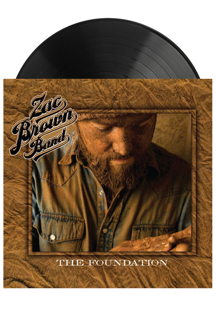 Zac Brown Band - The Foundation (LP)