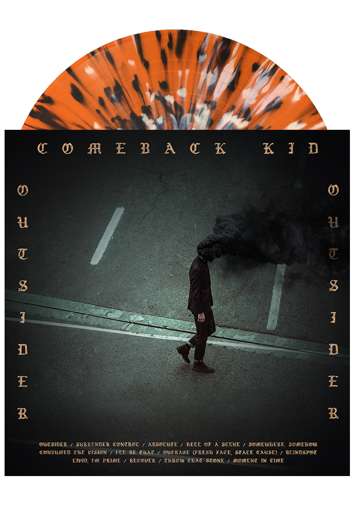 Comeback Kid - Outsider (LP)