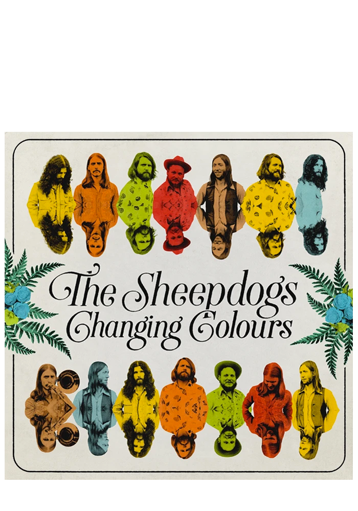 The Sheepdogs - Changing Colours (CD)