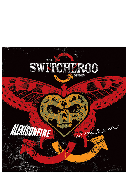 Alexisonfire / Moneen - The Switcheroo Series (CD)