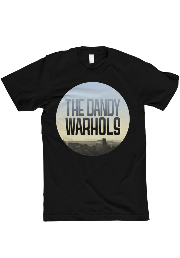 The Dandy Warhols - Distortland T-Shirt