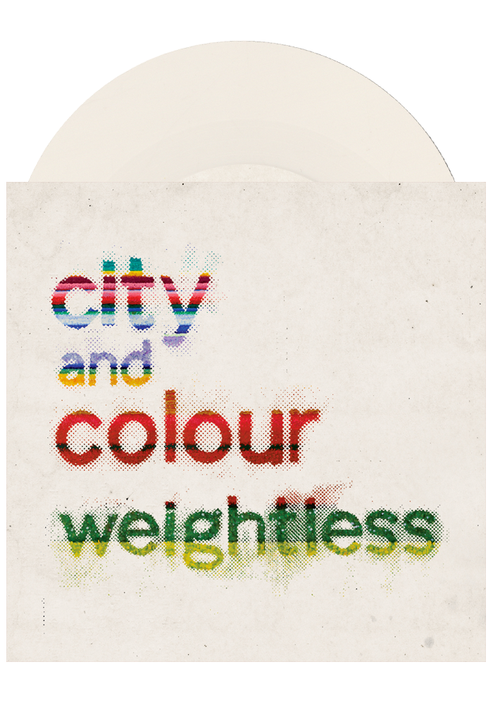 "Weightless (7"")-City and Colour-Dine Alone Records"