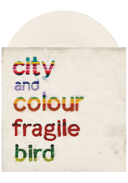 "City and Colour - Fragile Bird (7"")"