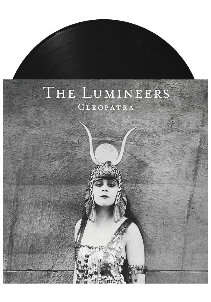 The Lumineers - Cleopatra (Black LP)