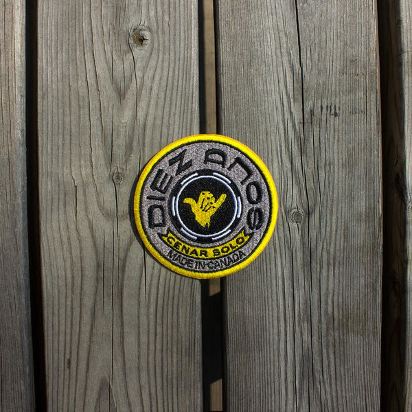 Bultaco Inspired Patch