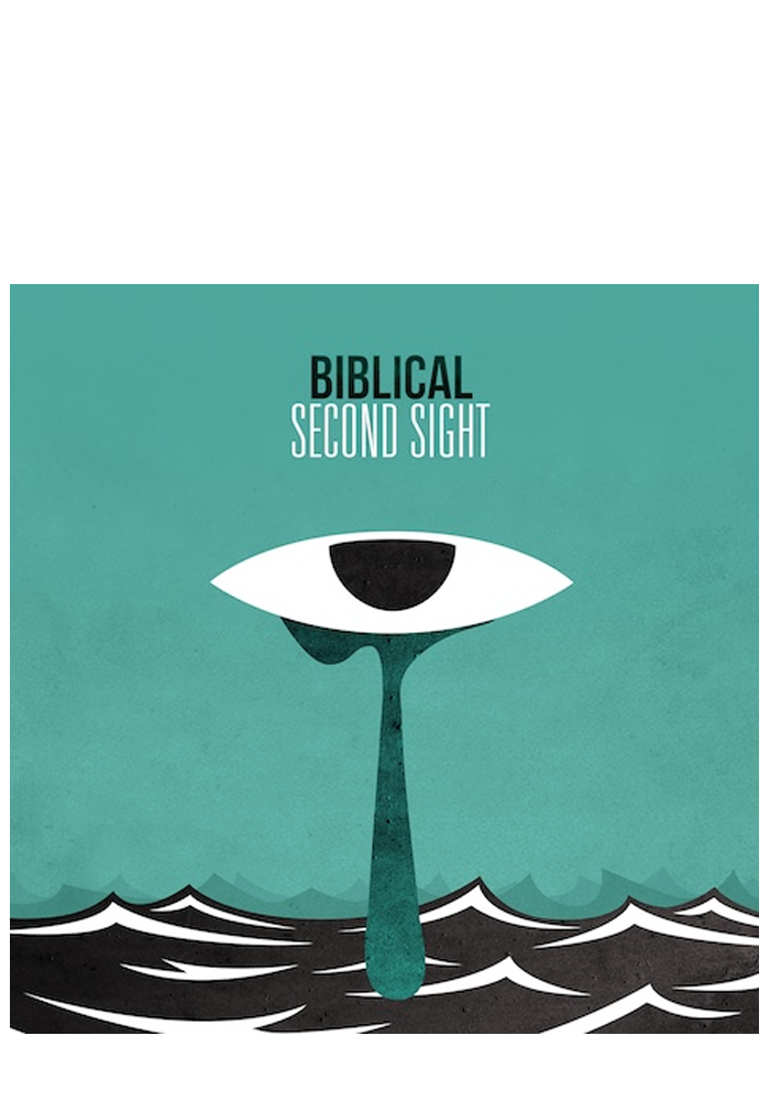 BIBLICAL - Second Sight EP (CD) - New Damage Records