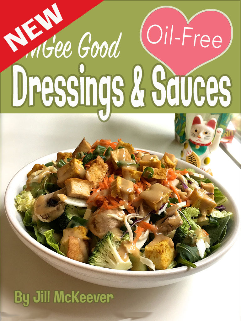 OMGee Good Oil-Free Dressings & Sauces