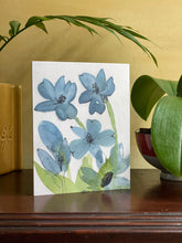 Load image into Gallery viewer, Abstract Botanical Greeting Card: Peyne's Garden