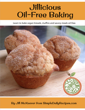 Load image into Gallery viewer, Jillicious Oil-Free Baking, PDF Download