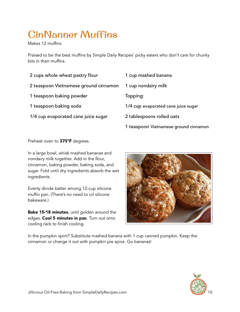 Jillicious oil free baking pdf download jill mckeever jillicious oil free baking pdf download forumfinder Images