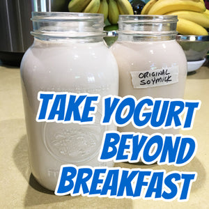 OMGee Good! Soy Yogurt and Yogurt Recipes (PDF)
