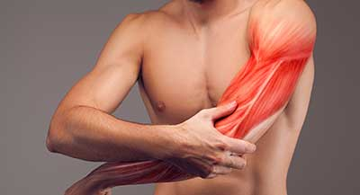Using a Tennis Ball to Relieve Muscle Soreness