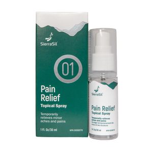 SierraSil Pain Free Spray for You, 30 ml