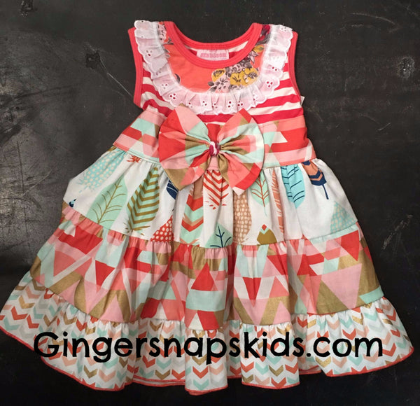 SheBloom Caroline Party Dress (sz 12m-4T) | SPRING 2017 PREORDER