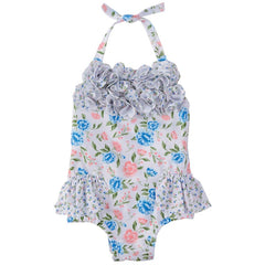Mud Pie Floral Swimsuit |PREORDER|