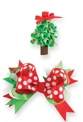 Christmas Tree 3 in 1 Bow