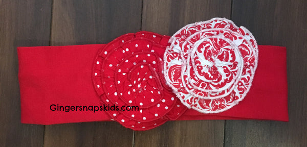Serendipity Splendid Holiday Solid Headband (sz TOD/Girl)