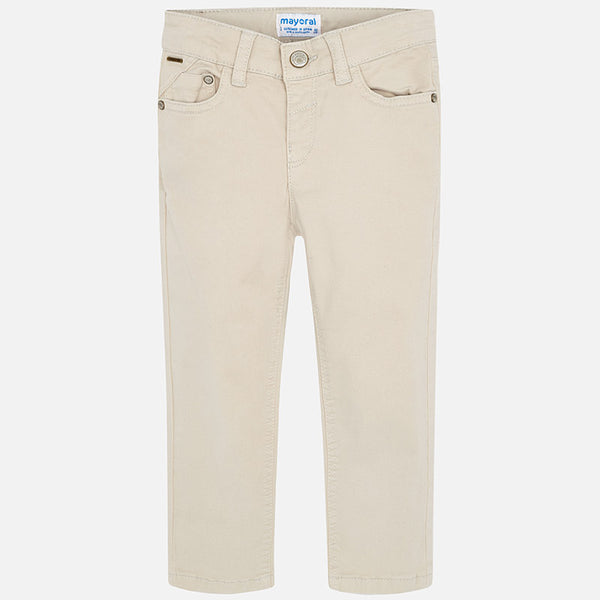 Mayoral 5 Pocket Twill Boys Trouser