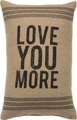 Pillow - Love You More | PREORDER