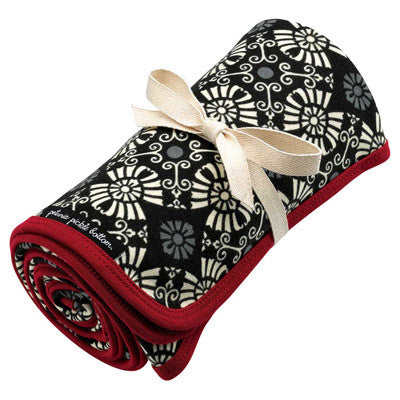 "Petunia Pickle Bottom Original Stroller Blanket """"Granada Nights"""""