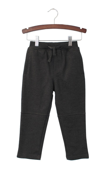 Bonnie Jean Charcoal Terry Sweat Pant |PREORDER|