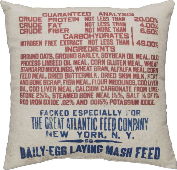 Pillow - Mash Feed | PREORDER