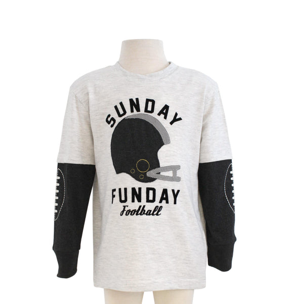 Bonnie Jean Football Helmet Tee |PREORDER|