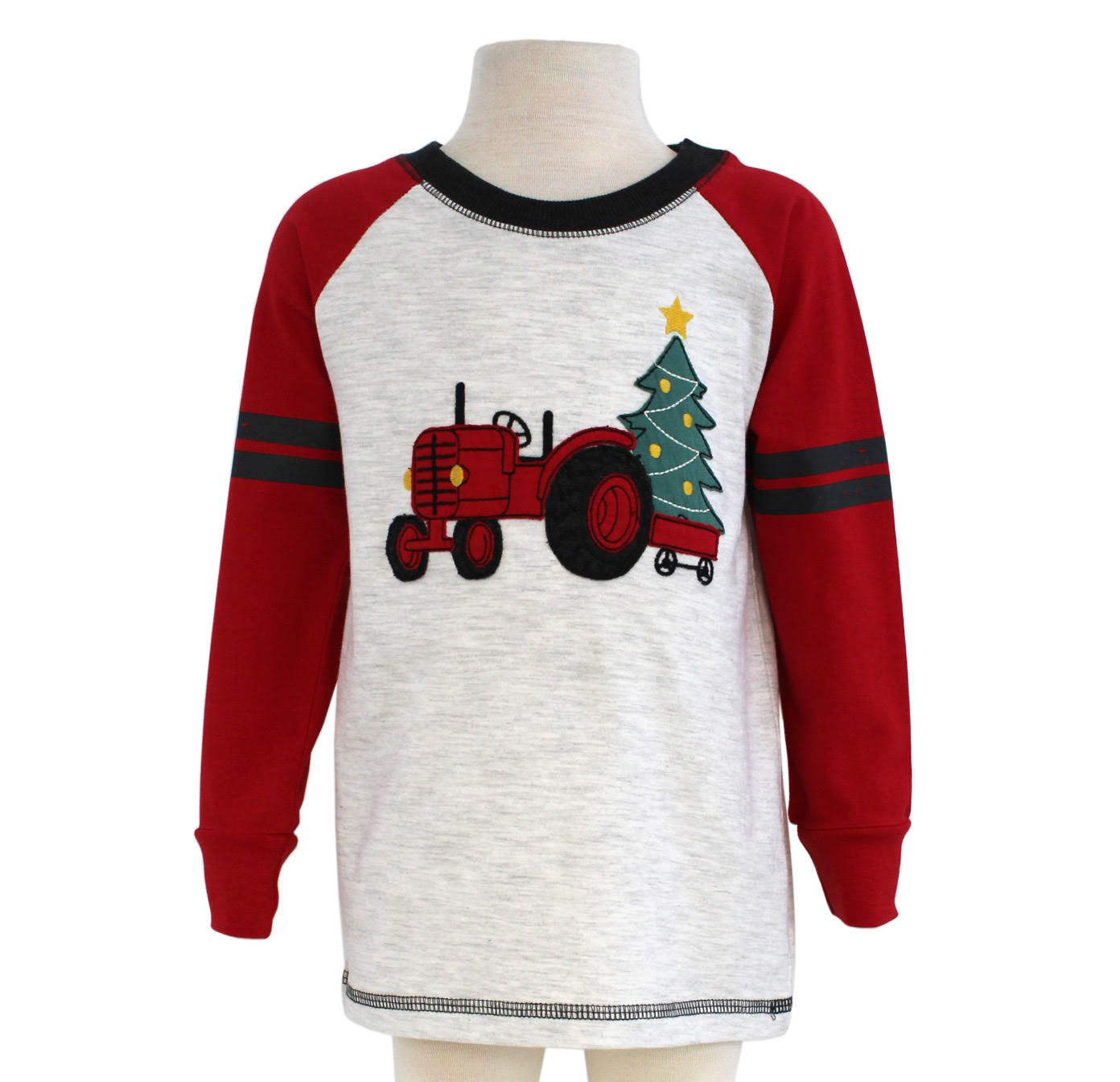 Bonnie Jean Tractor/Tree Tee |PREORDER|