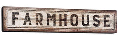 Box Sign - Farmhouse | PREORDER